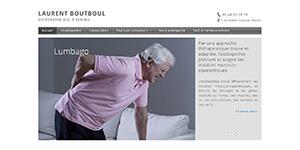 Laurent BOUTBOUL - Ostéopathe D.O à Rennes