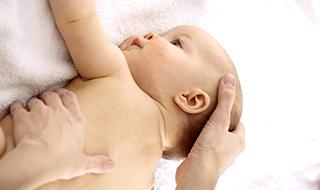 L'ostéopathie pour le nourrisson