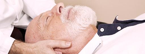 L'ostéopathie pour le senior